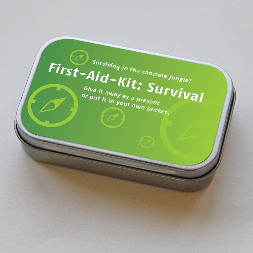 First-Aid-Kit: Survival